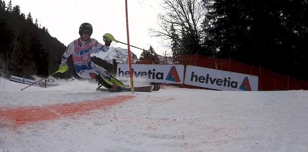 Clément Noël se formó deportivamente en Val d'Isère.