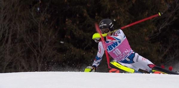 De él ha dicho Marcel Hirscher que es el futuro del esquí alpino.