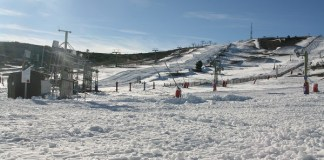Javalambre arranca este viernes con diez kilómetros esquiables.