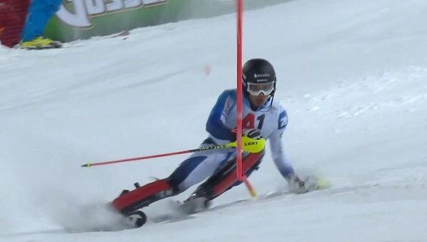 Del Campo, en Schladming la pasada temporada donde acabó el 24º