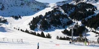 Grandvalira tendrá este fin de semana 170 km esquiables y se abrirá la pista Àliga. FOTO: Grandvalira