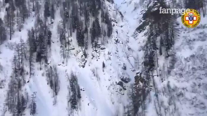 Fin de semana negro en los Alpes italianos