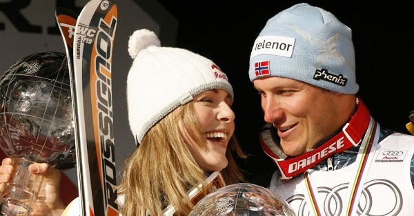 Dos mitos como Svindal y Vonn se han retirado ganando medallas.