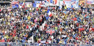 Andorra ovaciona las finales de la Copa del Mundo de esquí alpino