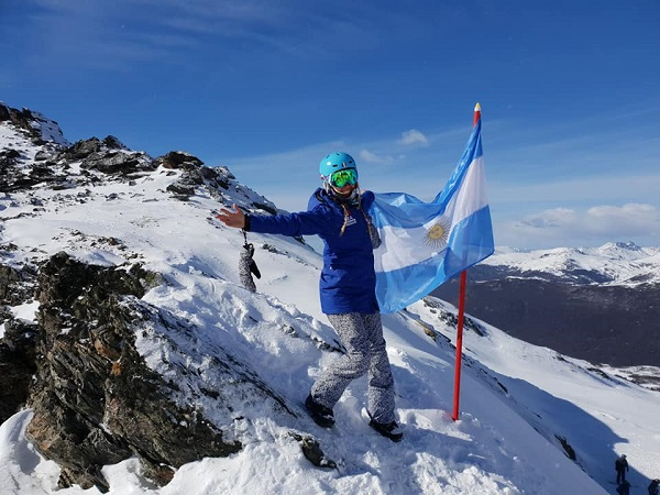 En los veranos suele acudir a Argentina para realizar la pretemporada. FOTO: Facebook C.H.