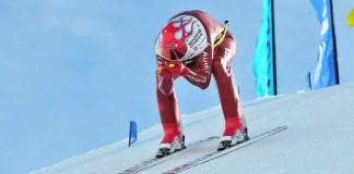 Simone Origone en competición