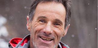 Una imagen del ex esquiador Michel Canac