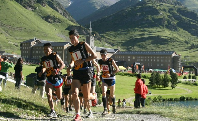 La carrera en sus seis modalidades parte desde la estación de esquí de Núria