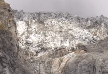 Una imagen del glaciar italiano Planpincieux