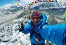 Imagen de archivo del alpinista de Partets del Vallés (Barcelona)