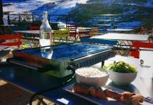 Los platos de siempre a precios razonables serán la razón de ser del Skylodge