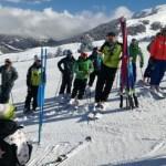 La Escuela Española de Esquí (EEE) depende de la RFEDI