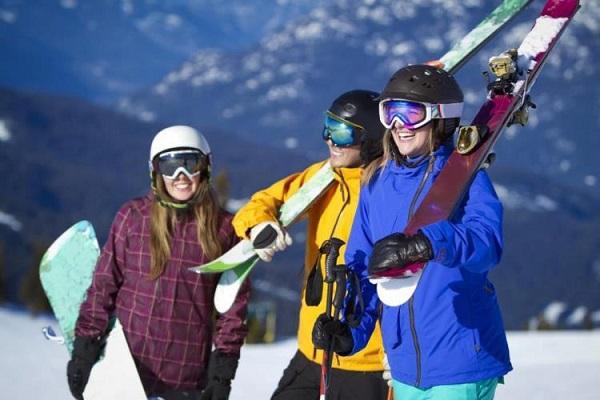 Por primera vez el el informe de ATUDEM inclute un perfil del esquiador en las pistas españolas. FOTO: ATUDEM