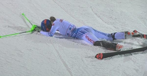 Mal comienzo de temporada para Petra Vlhova