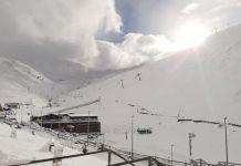 La cantidad de nieve de la estación aragonesa hará las delciias de los aficioandos