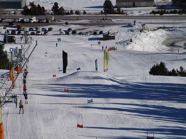 La Quillane, ideal para iniciarse en el esquí y con una amplia oferta de actividades.