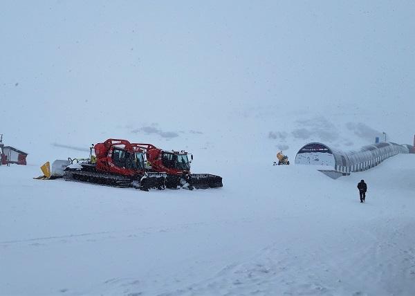 Sierra Nevada arranca este sábado su temporada de invierno.