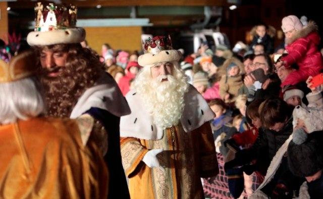 Sus majestades los Reyes Magos emplazarán a los pequeños en Baqueira Beret