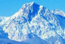Imagen de la cima Gran Sasso