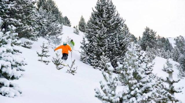 El esquí temprano en cerler