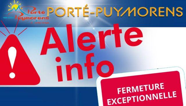 Porté Puymorens anuncia en sus redes sociales el cierre de las pistas