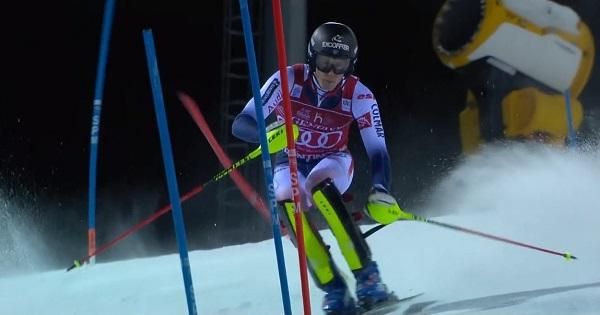 Clément Noël ha sido el más rápido en la segunda manga y sigue reivindicándose como futuro rey del slalom.