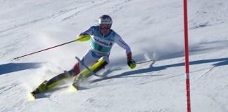 Daniel Yule ha encadenado dos victorias en slalom; el miércoles en Madonna di Campiglio y hoy en Adelboden.