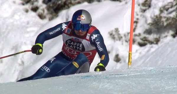 Esta vez Dominik Paris no ha podido con Beat Feuz.