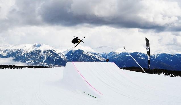 Comienza la Copa del Mundo de Ski Freestyle en Font Romeu