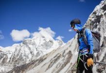 Kilian Jornet, en el Himalaya en 2019. Philipp Reiter