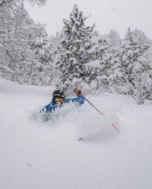 Los esquiadores han disfrutado en Ordino