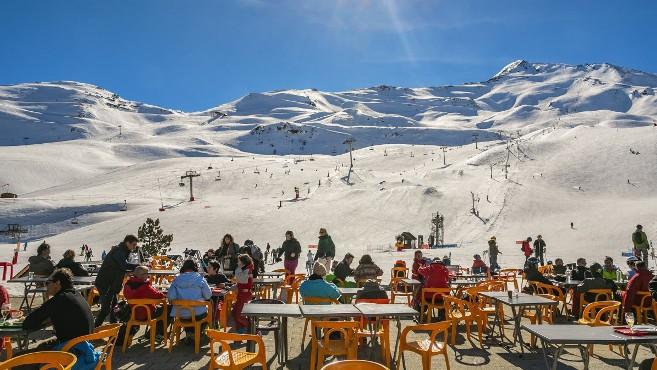 Imagen de los Pirineos franceses