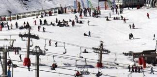 La estación granadina se aúna con el deporte blanco