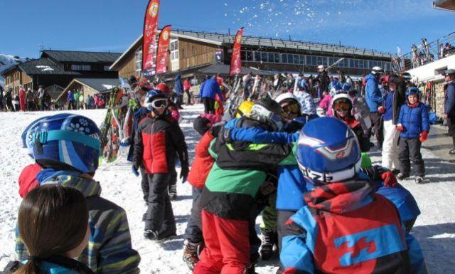 Sierra Nevada prepara el Día Mundial de la Nieve
