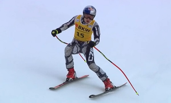 Tercer podio en la Copa del Mundo para Ester Ledecka.