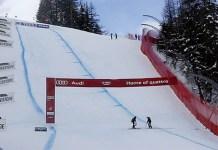 La Copa del Mundo femenina en La Thuile, en peligro. FOTO: FISI