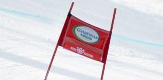 Las intensas nevadas han obligado a suspender el descenso femenino de hoy en Rosa Khutor.