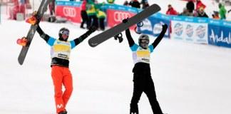 Lucas Eguibar y Regino Hernández acudirán a la cita Olímpica
