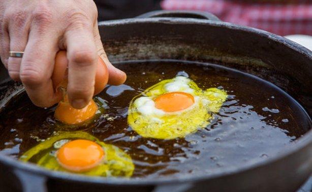 Los mejores huevos del mundo, protagonistas de la jornada