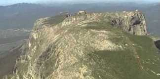 Monte Beriain, en Navarra