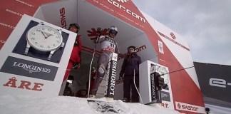 La Copa del Mundo femenina pñodría acabar en Are si se suspenden las finales en Cortina d'Ampezzo.