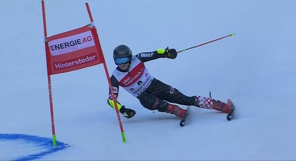 Quinto podio de la temporada para Filip Zubcic.