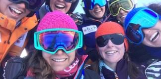 El programa SPAINSNOW Mujer y Nieve busca impulsar el papel femenino en los deportes de invierno. FOTO: RFEDI