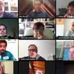 Reunión telemática de la Real Federación Española Deportes de Invierno (RFEDI) con las Federaciones Autonómicas (FFAA)