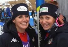 Las hermanas Fanchini han decidido poner término a su carrera deportiva al mismo tiempo. FOTO: http://www.sorellefanchini.it/