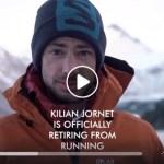 Imagen del video en el que Jornet anuncia su 'retirada'.