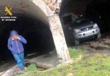 El hombre estaba en el interior de la antigua mina de las Mánforas en Picos de Europa