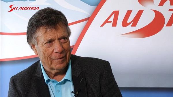 Peter Schröcksnadel, presidente de la ÖSV.