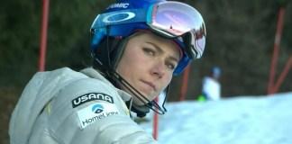 Mikaela Shiffrin ya ha podido empezar a preparar la próxima temporada en Copper Mountain.