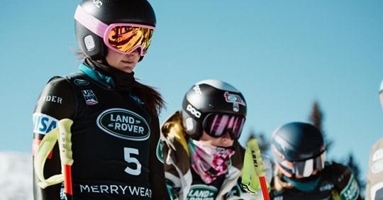 El equipo estadounidense de alpino está entrenando en Copper Mountain. Después no sabe dónde podrá seguir trabajando. FOTO: US ski & snowboard